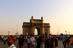 Gateway of India, Mumbai Royalty Free Stock Photo