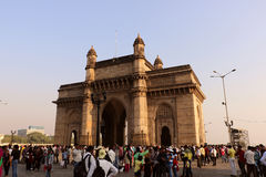 Gateway of India, Mumbai Royalty Free Stock Photos