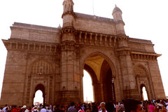 Gateway of India, Mumbai Royalty Free Stock Images