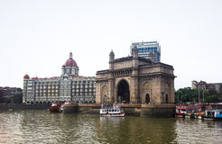 Gateway of India Mumbai Stock Photo