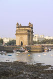 Gateway of India. The gateway of India was built in 1926 . Today it's a big tourist attraction Royalty Free Stock Photos