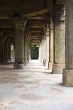 Gateway in lodhi garden tomb Royalty Free Stock Image