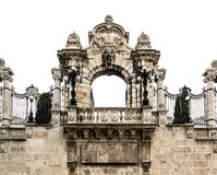 Gateway to the Buda Castle Royalty Free Stock Photography