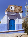 Gateway to Chefchaouen Royalty Free Stock Images