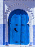 Gateway to Chefchaouen Stock Image