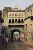 Gateway to Mandawa Royalty Free Stock Photo