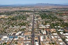 Gateway to Mesa, Mesa Royalty Free Stock Photography