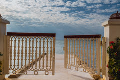 Gateway to paradise Royalty Free Stock Images