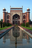 Gateway to the Taj Mahal Royalty Free Stock Photo