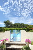 Gateway to tropical paradise Royalty Free Stock Photography