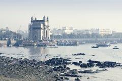 Gateway van India stock foto's