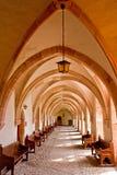 Gateway van Klooster Royalty-vrije Stock Afbeeldingen