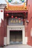 Gateway van tempel Stock Afbeelding