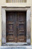 Gatewey - stary drzwi Obrazy Stock