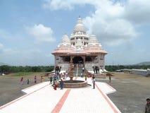 Gatha temple at Dehu. Its temple of saint tukaram's literature place - Dehu, India royalty free stock photo