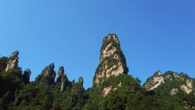 The Gathering of Heavenly Soldiers rock formations