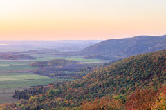 Gatineau Park in the fall Stock Images
