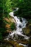Gatineau parkerar vattenfall Royaltyfria Bilder
