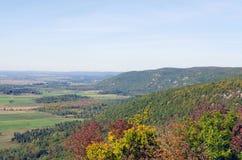 Gatineau plateau Fotografia Stock