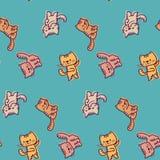 gatinhos Imagens de Stock Royalty Free