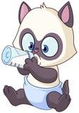 Gatito del bebé libre illustration