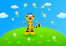 Gatito divertido libre illustration