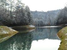 Gatlinburg в декабре стоковая фотография rf