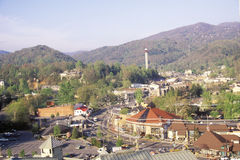 Gatlinburg Royalty Free Stock Images