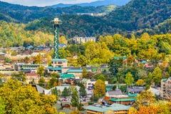 Gatlinburg Tennessee Stockbilder