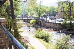 Gatlinburg, Tennessee Photographie stock libre de droits