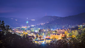 Gatlinburg Stock Image
