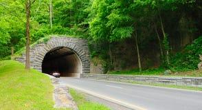 Gatlinburg Tunnel stock photos