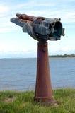 Gatling Gewehr Lizenzfreies Stockfoto