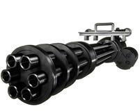 Gatling. This is a gatling gun Royalty Free Stock Photography