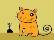 Gato Stock de ilustración