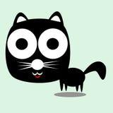 Gato bonito Imagem de Stock