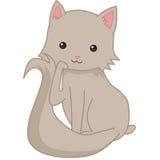 Gato de Kitty ilustración del vector