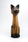 Gato de la estatuilla Foto de archivo libre de regalías