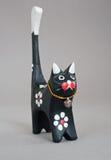 Gato decorativo foto de archivo