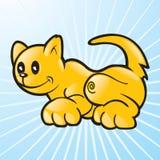 Gato del vector Foto de archivo