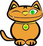 Gato divertido libre illustration