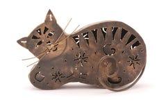 Gato engraçado Fotografia de Stock Royalty Free