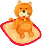 Gato lindo Fotografía de archivo libre de regalías