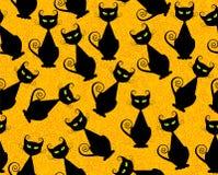 Gato negro libre illustration