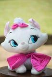 Gato suave del gatito del juguete Imagen de archivo libre de regalías
