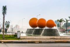 Gator av Antalya Royaltyfri Foto