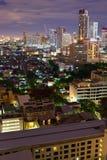 Gator av Bangkok Arkivbilder