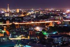 Gator av Bangkok Royaltyfria Foton