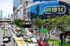 Gator av Bangkok Royaltyfria Bilder