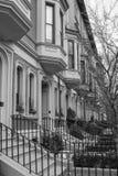Gator av Boston Royaltyfri Fotografi